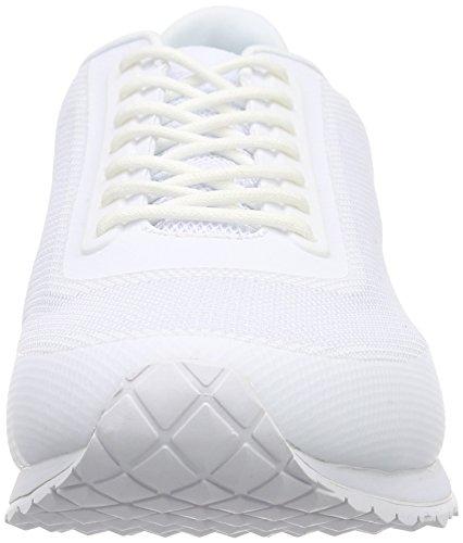Lacoste Damen Helaine Runner 116 3 SPW Sneakers Weiß (WHITE 001)