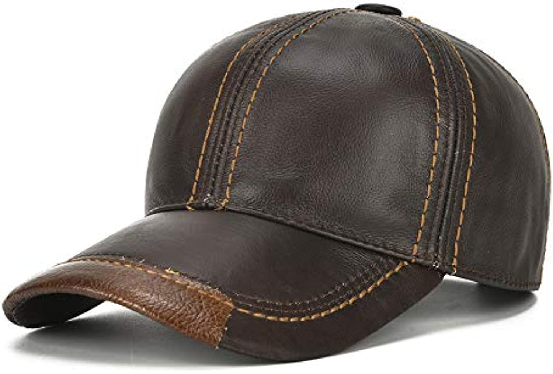 Berretto da baseball baseball da per cappellino da baseball in pelle con  berretto da baseball unisex b36baf2d81d7