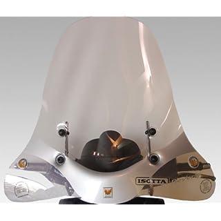 PARAVENTO pabrezza Isotta Piaggio Beverly 400'06-' 07E354A/724Comp. Of Atta