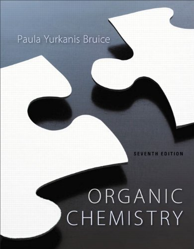 Organic Chemistry (7th Edition) 7th by Bruice, Paula Yurkanis (2013) Hardcover