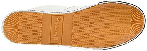 Romika Unisex-Erwachsene Soling Sneakers Weiß (weiss 000)