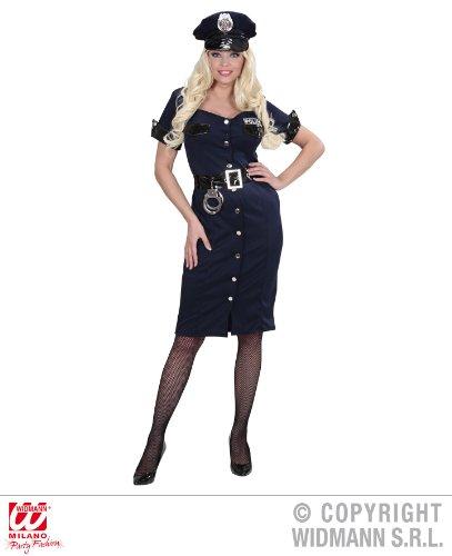 Girl Cop Kostüme (KOSTÜM - POLICE GIRL - S)