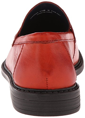 Cole Haan Pincée Campus Penny Loafer Citrus Red