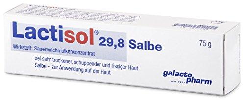 Galactopharm Lactisol 29,8 Salbe, 75 g