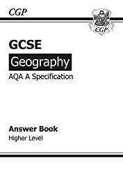 GCSE Geography AQA A Answers (for Workbook) - Higher