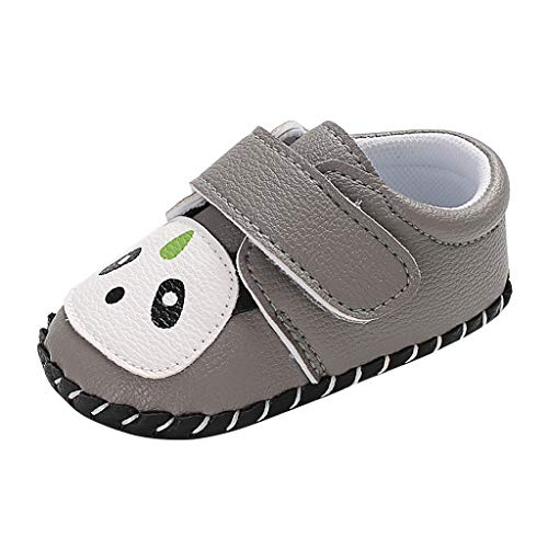 Xshuai  Shoes for Baby, Toddler Infant Baby Boys Girl Soft Sole Cartoon Panda Prewalker Single Shoes Anti-Slip Socks Slipper Shoes