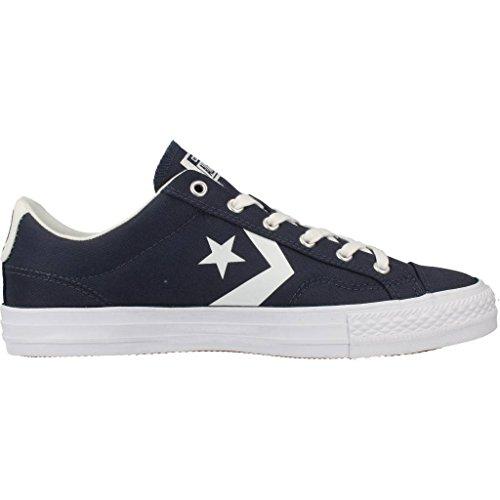 Herren Sportschuhe, farbe Blau , marke CONVERSE, modell Herren Sportschuhe CONVERSE CHUCK TAYLOR STAR PLAYER OX Blau Athletic Navy White