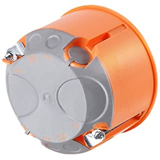 f-tronic Hohlwand-Gerätedose, Winddicht, 47mm tief, E2700, Inhalt: 25, Stück