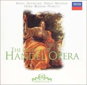 Glories of Handel Opera