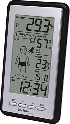 Technoline Wetterstation WS 9632-IT - 3