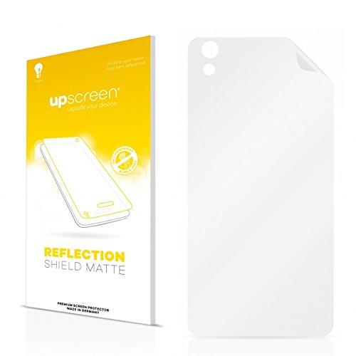 upscreen Reflection Shield Matte Bildschirmschutz Schutzfolie für Medion Life X5004 (MD 99238) (Rückseite) (matt - entspiegelt, hoher Kratzschutz)