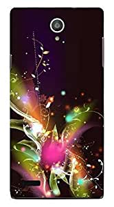 UPPER CASE™ Fashion Mobile Skin Vinyl Decal For Xolo Q1100 [Electronics]