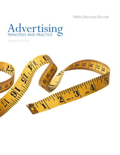 Advertising: Principles and Practice: United States Edition