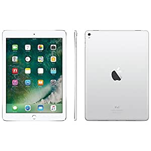 Newest Apple iPad with WiFi - 32GB - Silver (NEW IPAD - Latest Model - 2017) (Replaces iPad Air 2)