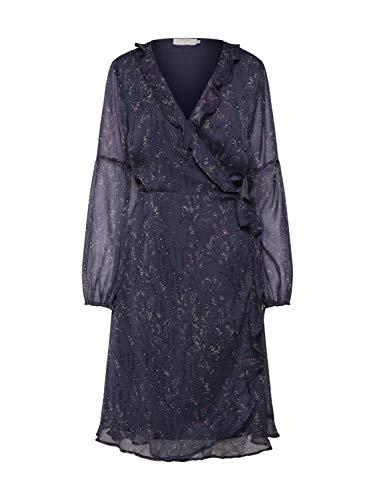 Cream Female Kleid Ana Dress Nachtblau 40