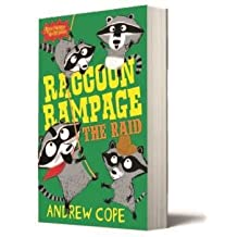 Raccoon Rampage - The Raid (Awesome Animals) by Andrew Cope (2013-07-04)