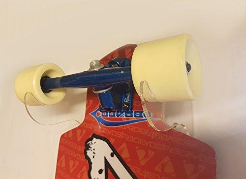NEU: 4boarder LONGLE 2.0 Wandhalter Wandhalterung für Longboards, VERTIKAL, senkrecht
