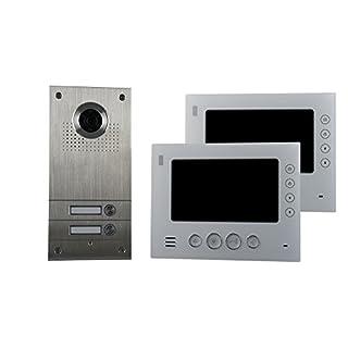 AE 3CK2-812S1-02 2 Fam. Colour Video Door Intercom Set 2