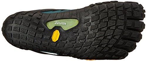 Vibram Five Fingers Spyridon Mr Elite, Chaussures Multisport Outdoor Femme Multicolore (Black/blue)