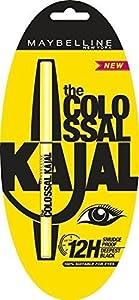 Maybelline- Colossal Kajal Eyeliner Pencil Black -Pack Of 6