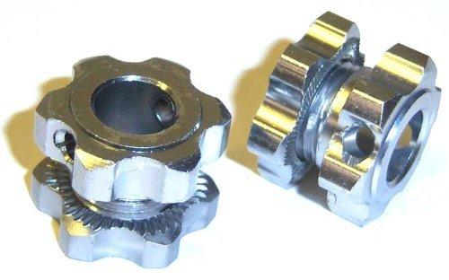Preisvergleich Produktbild 85711 17mm Hex Nuts 2 + 1 / 8 Ersatzteile