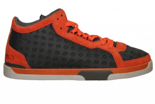 K1X Skateboard shoes Play Hard Grey/Orange Shoes, shoe size:42.5