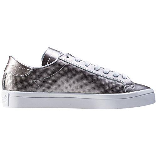 adidas Courtvantage W Night Metallic Night Metallic White Gris