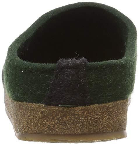 Pantofole Unisex-Adulto HAFLINGER Grizzly Torben