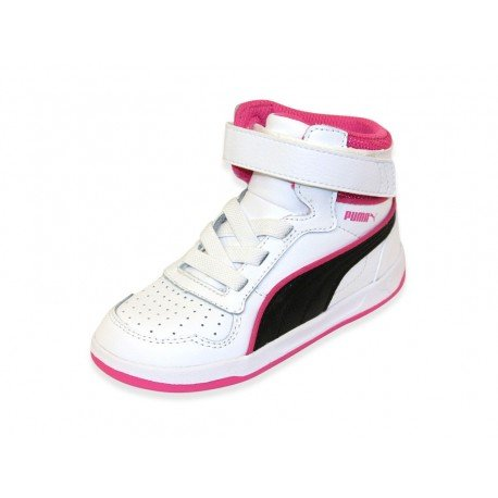 LIZA MID BB BLC - Chaussures Bébé Fille Puma size 23EU