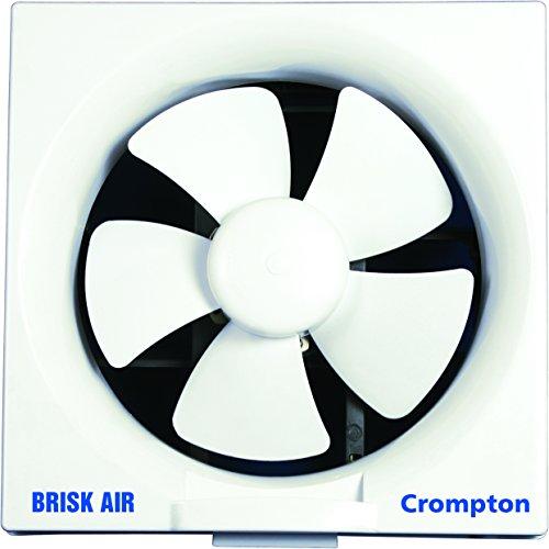 Briskair 8 inch white color fan