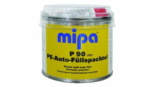 Mipa P90riempimento spatola per auto in PE (242gr.+ 8gr. Indurente)