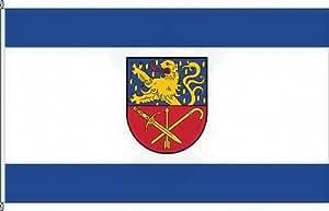 Königsbanner Hissflagge Sippersfeld - 150 x 250cm - Flagge und Fahne