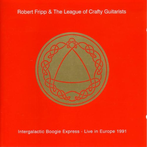 Preisvergleich Produktbild Intergalactic Boogie Express-Live in Europe 1991