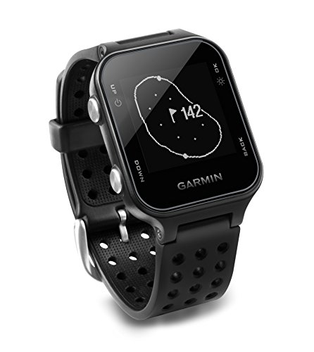 Garmin Approach S20 - Montre GPS de Golf - Noir