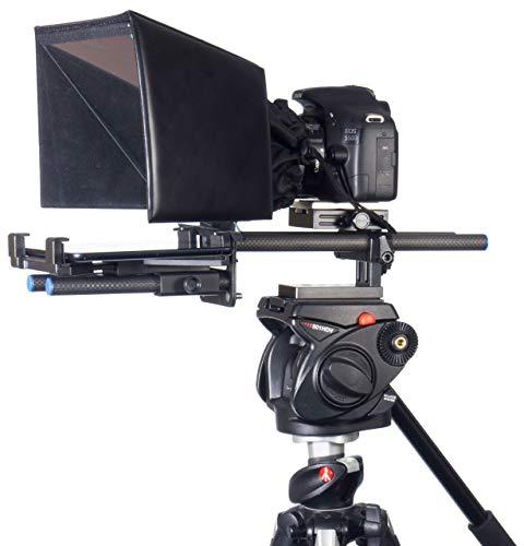 DataVideo 2400-5040 TP-500 7 Zoll/DSLR Prompter Ohne Remote Control Schwarz