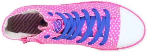 Lico Fly High 180271 Mädchen Sneaker Pink (pink/blau)