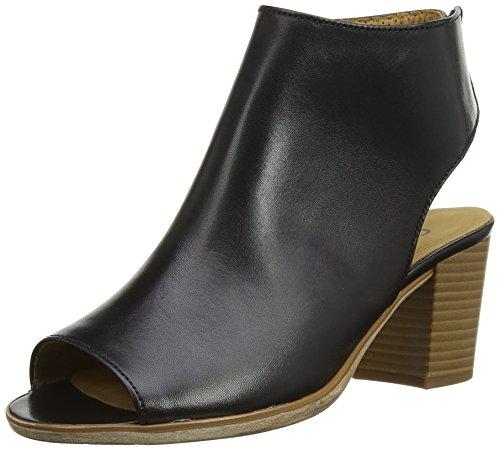 Gabor Shoes 21.630.27 Damen Slingback Sandalen ,Schwarz (schw.(Sohle natur)) ,41 EU