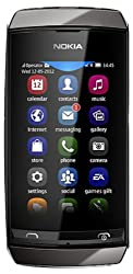 Nokia Asha 306 (Dark Grey)