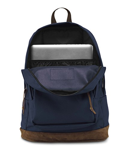JanSport Right Pack Laptop Backpack (Navy) Image 3