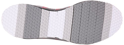 Vanno Sportives Flex Femme Corallo Capacità Skechers Cestini Grigio 1TOnqqxd