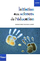 Initiation aux sciences de l'éducation