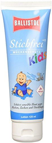 F. W. Klever GmbH Ballistol 26816 Stichfrei Mückenschutz Kids Lotion 125ml
