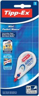 Tipp-Ex Korrekturroller 'Mini Pocket Mouse', Blister VE = 1