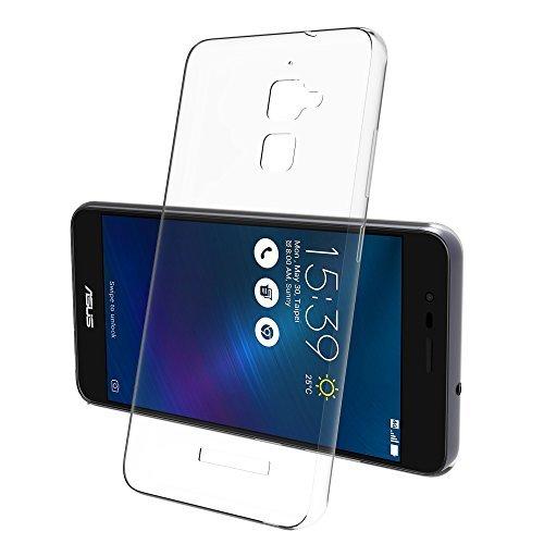 Asus Zenfone 3 Max ZC520TL X008DA SmartLike HARD Transparent Back Cover for Asus Zenfone 3 Max ZC520TL X008DA