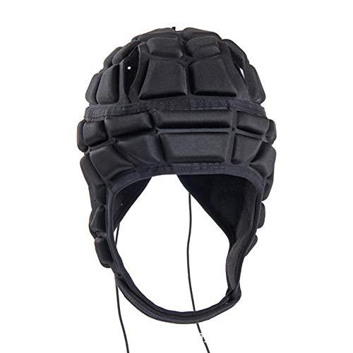332PageAnn Headgear Protezione per Casco da Portiere Regolabile Esterno, Casco di Protezione per Rugby, Casco per Club Junior, Casco da Rugby