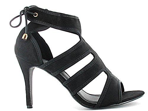 Foster Footwear - tacco alto donna Black