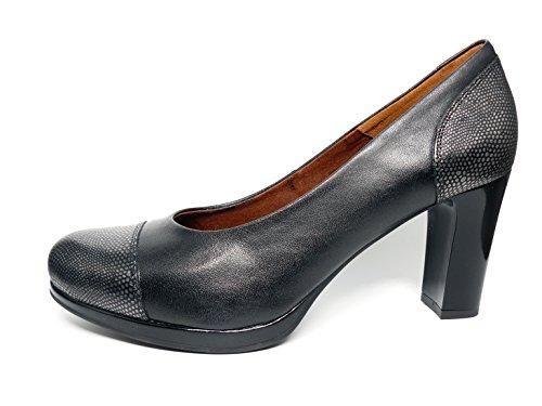 Pitillos, Scarpe col tacco donna nero Size: 41