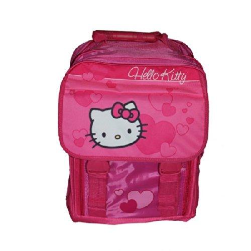 SANRIO Hello Kitty Undercover HK11830 Schultasche Rucksack Schulrucksack pink NEU (Hello Schulrucksack Kitty)