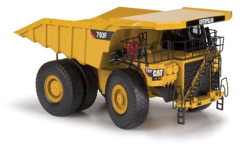 NORSCOT Cat 793F Mining Truck (Maßstab 1: 50), Katze gelb Mining Truck