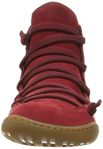 CAMPER ROSSO BOOTY SCARABEO 46104-081 Rosso